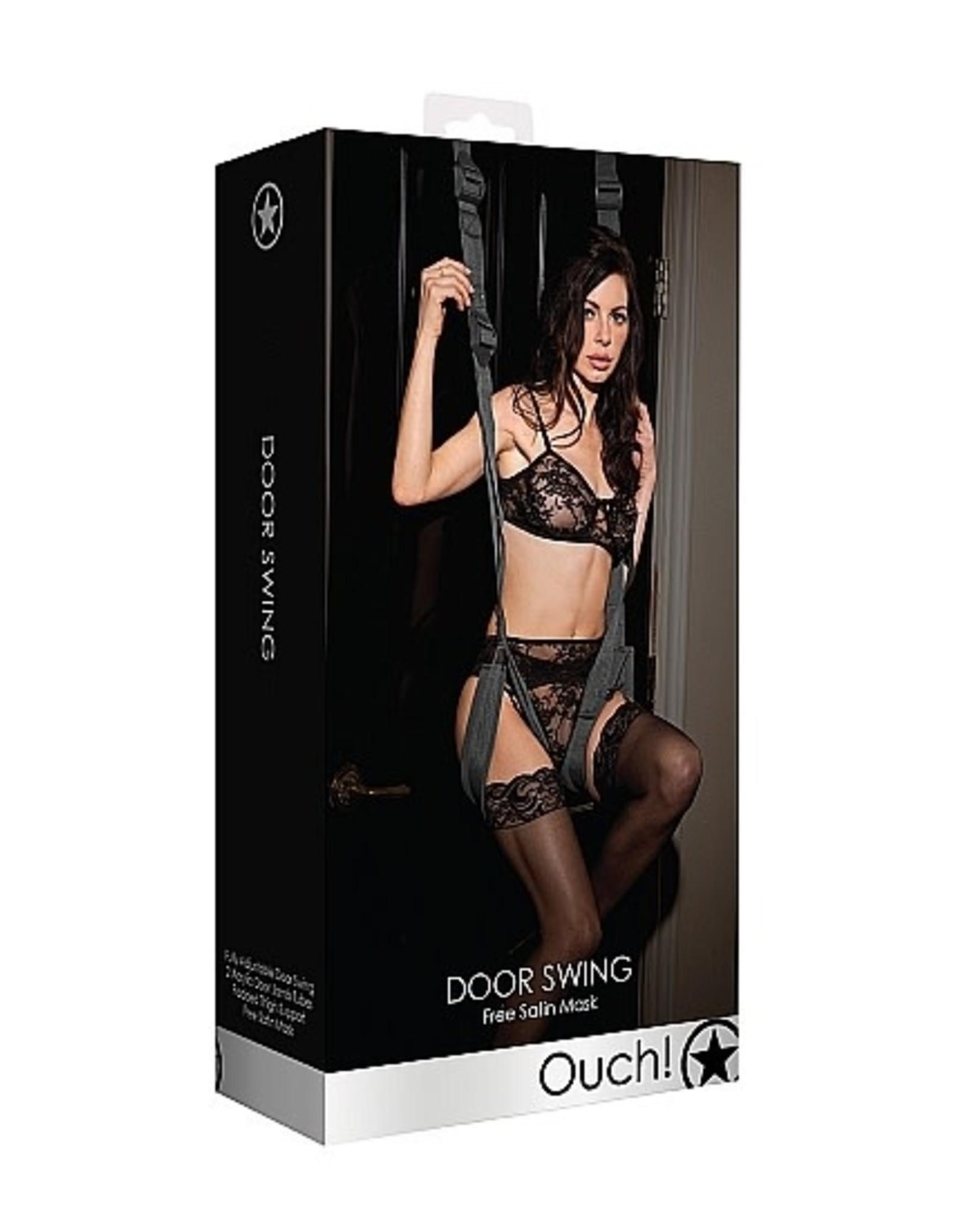 OUCH! - DOOR SWING - BLACK