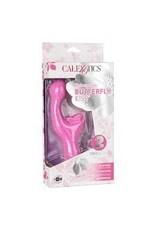 CALEXOTICS CALEXOTICS - RECHARGEABLE BUTTERFLY KISS - PINK
