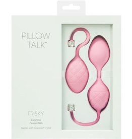 PILLOW TALK - FRISKY - PINK