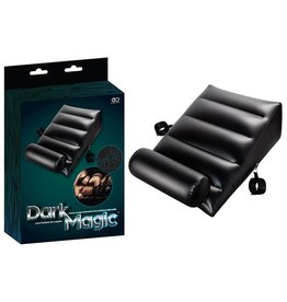 DARK MAGIC INFLATABLE WEDGE RAMP W CUFFS