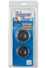 DR.JOEL - ENHANCER RINGS - BLACK