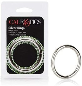 CALEXOTICS SILVER RING LARGE