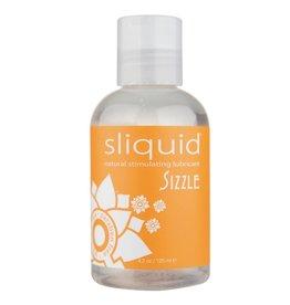 SLIQUID SLIQUID - SIZZLE NATURAL STIMULATING LUBRICANT 4.2OZ/125ML