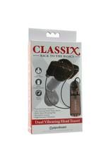 CLASSIX DUAL VIBRATING HEAD TEASER