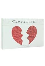 COQUETTE BROKEN HEART NIPPLE PASTIES