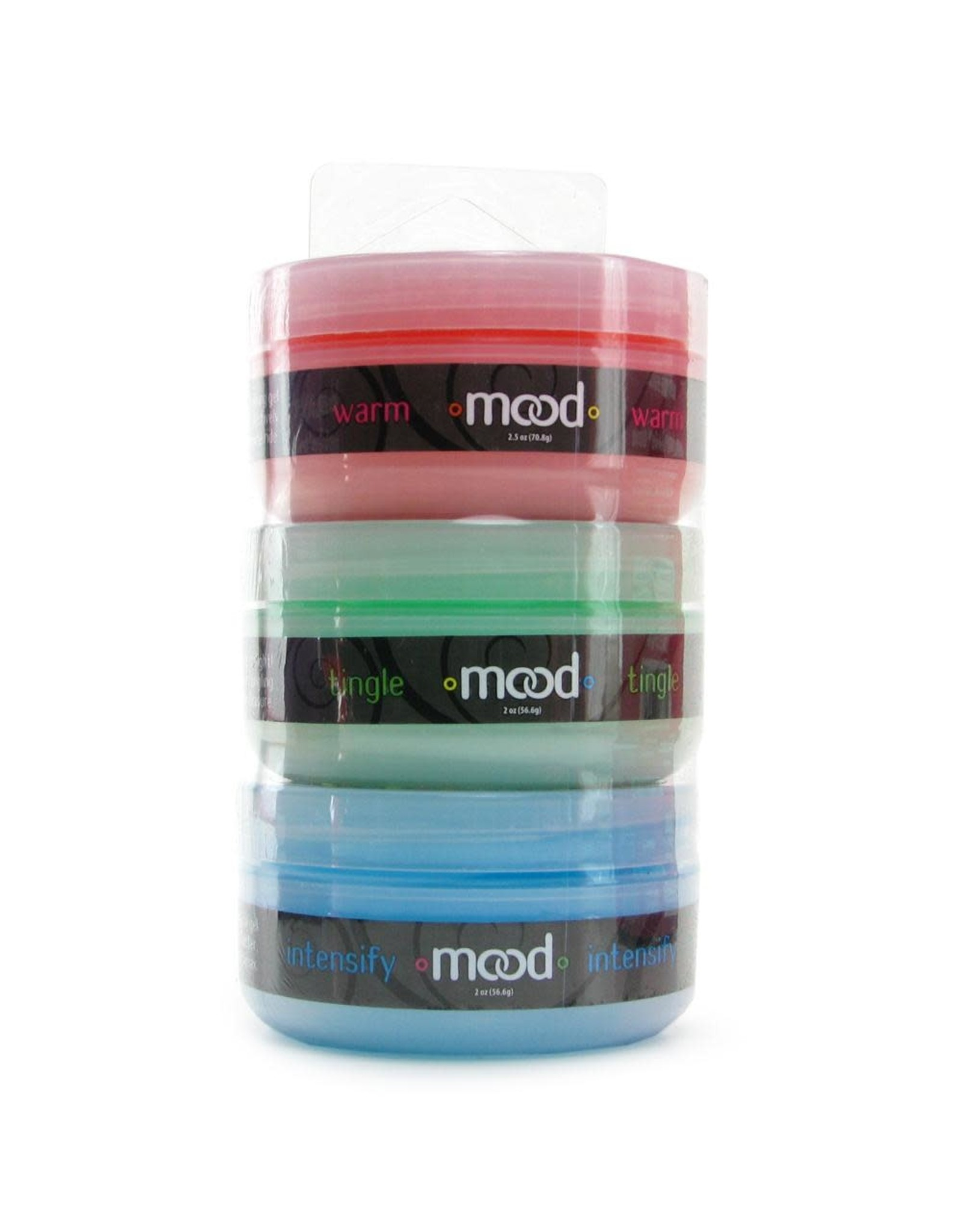 MOOD - AROUSAL GELS - 2.5OZ EACH