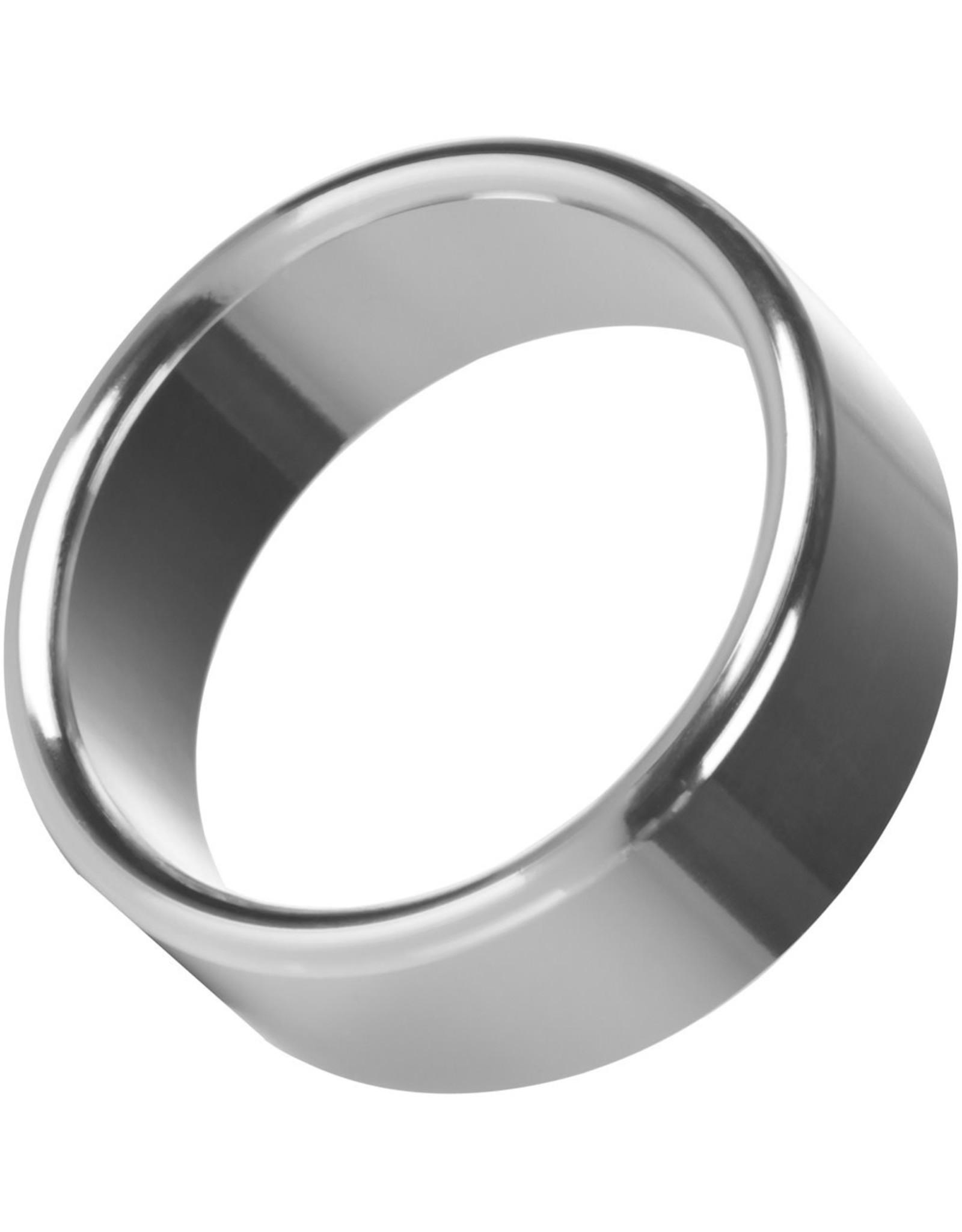 "CALEXOTICS - ALLOY METALLIC RING - LARGE 1.75""X.75"""