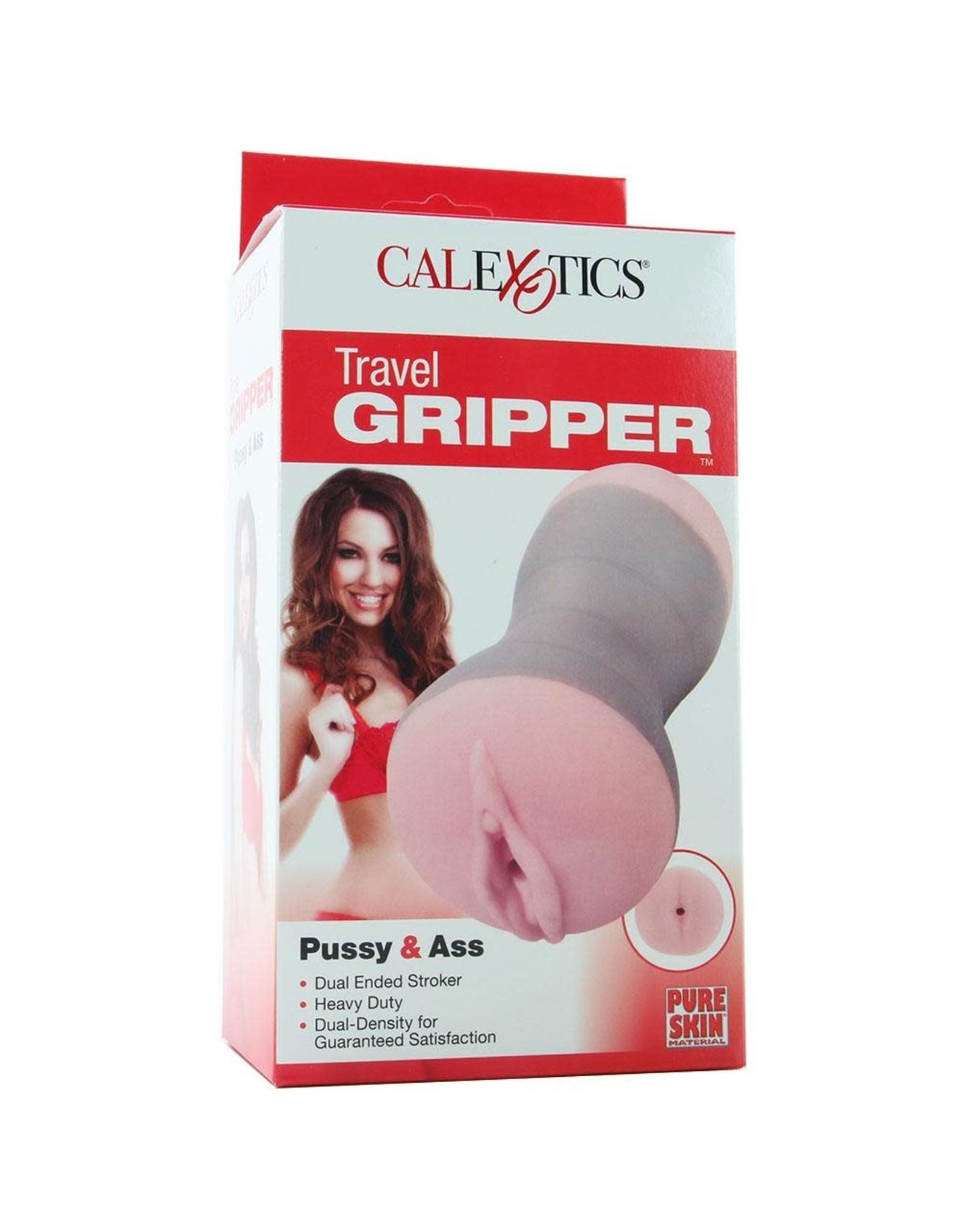 CALEXOTICS - TRAVEL GRIPPER - PUSSY & ASS