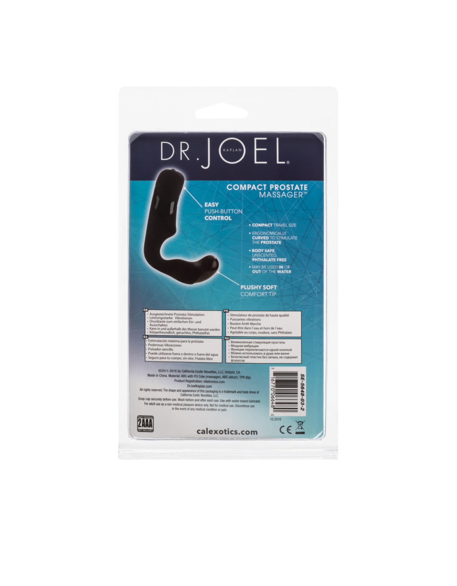 DR JOEL - COMPACT PROSTATE MASSAGER