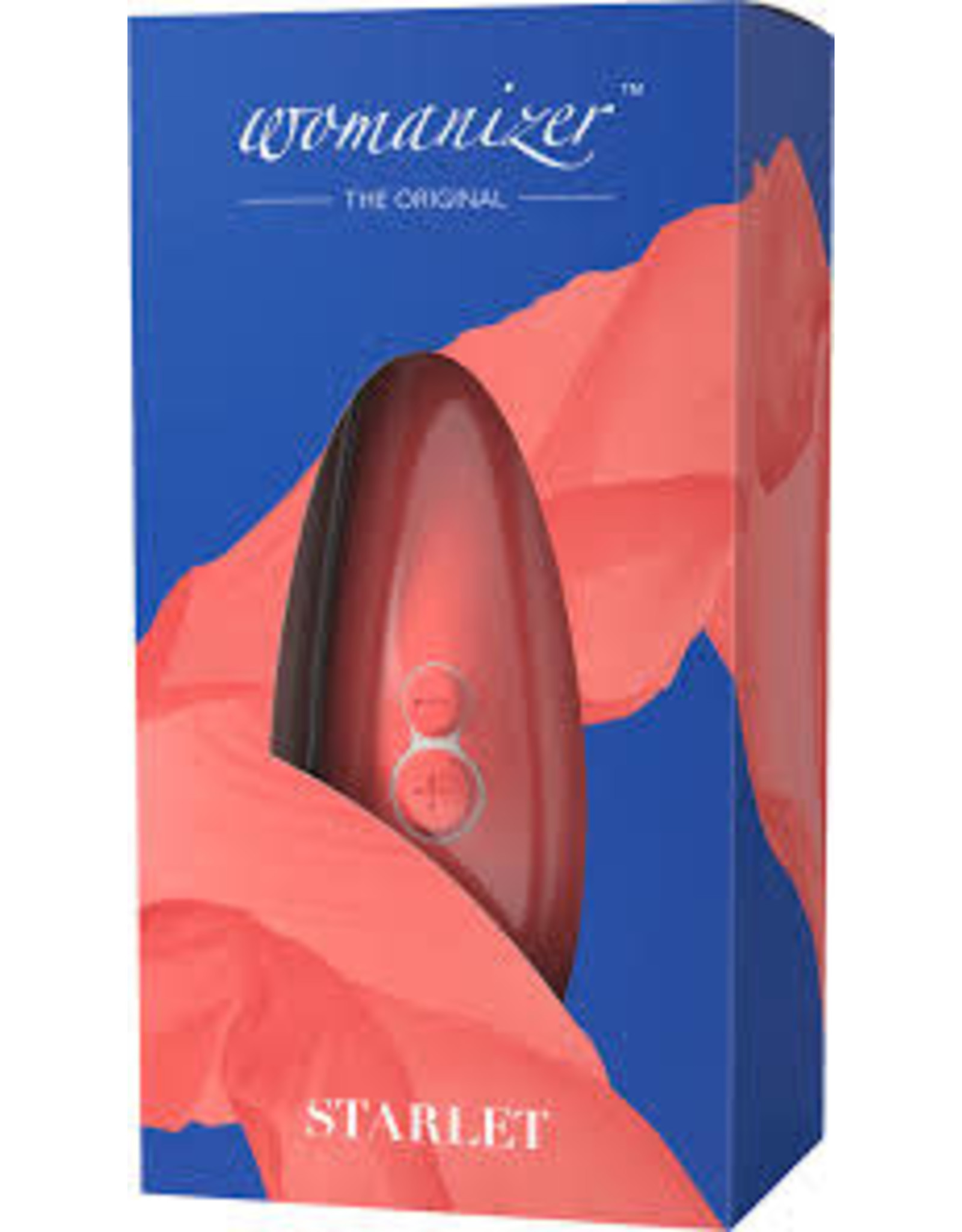 WOMANIZER WOMANIZER - STARLET 2 - CORAL