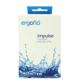 ERGOFLO - IMPULSE COMPACT ANAL DOUCHE