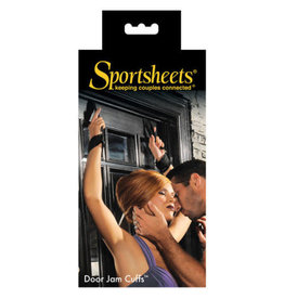 SPORTSHEETS SPORTSHEETS - DOOR JAM CUFFS