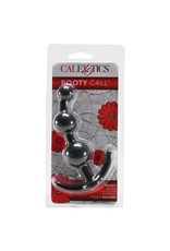 CALEXOTICS - BOOTY CALL BOOTY BEADS - BLACK