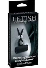 FETISH FANTASY FETISH FANTASY - VIBRATING SILICONE NIPPLE LASSOS