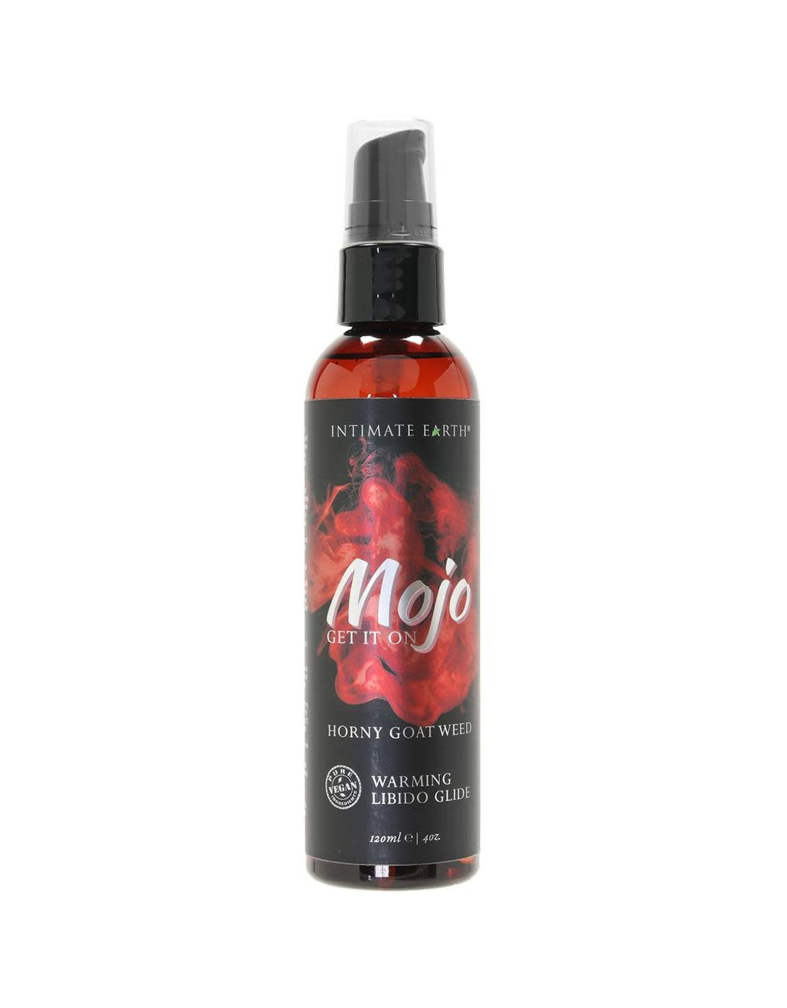 EARTHLY BODY INTIMATE EARTH - HORNY GOAT WEED WARMING LIBIDO GLIDE 4OZ.