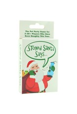 KHEPER GAMES STONED SANTA SAYS... PARTY GAME