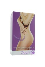 OUCH OUCH! - SILICONE STRAPLESS STRAP-ON