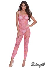 DREAMGIRL LINGERIE DREAMGIRL  - BODYSTOCKING / TOP - RAINBOW - ONE SIZE
