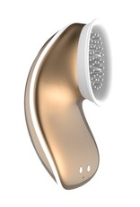 SHOTS SHOTS - INNOVATION - TWITCH HANDS - FREE SUCTION & VIBRATION TOY - GOLD