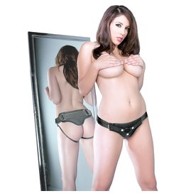 SPORTSHEETS DIVINE DIVA PLUS SIZE STRAP-ON HARNESS