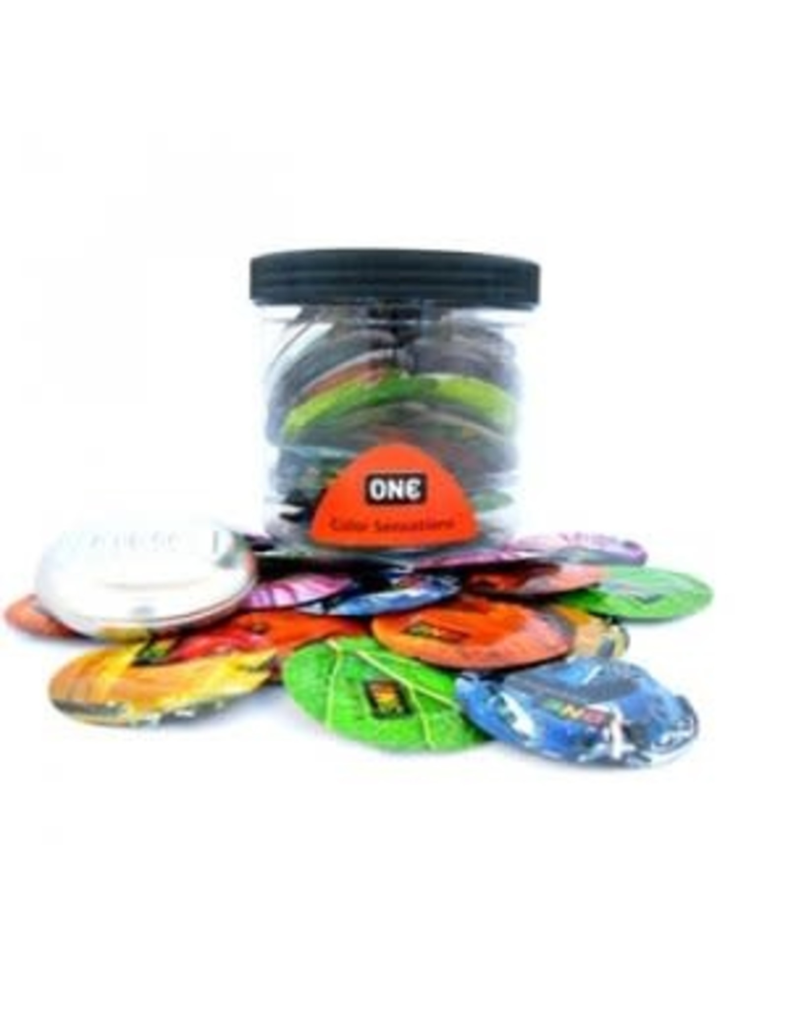 ONE UNIVERSAL MIX COLOR SENSATIONS - BULK EACH