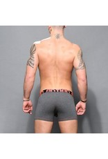 ANDREW CHRISTIAN ANDREW CHRISTIAN - ALMOST NAKED BAMBOO BOXER CHARCOAL LARGE