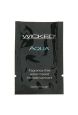 WICKED - AQUA LUBE - SAMPLE