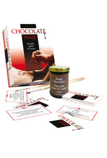 OZZE CHOCOLATE TEASE A DELICIOUS ADDITION TO FOREPLAY!