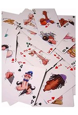 OZZE FUNNY PECKERS  PLAYING CARDS