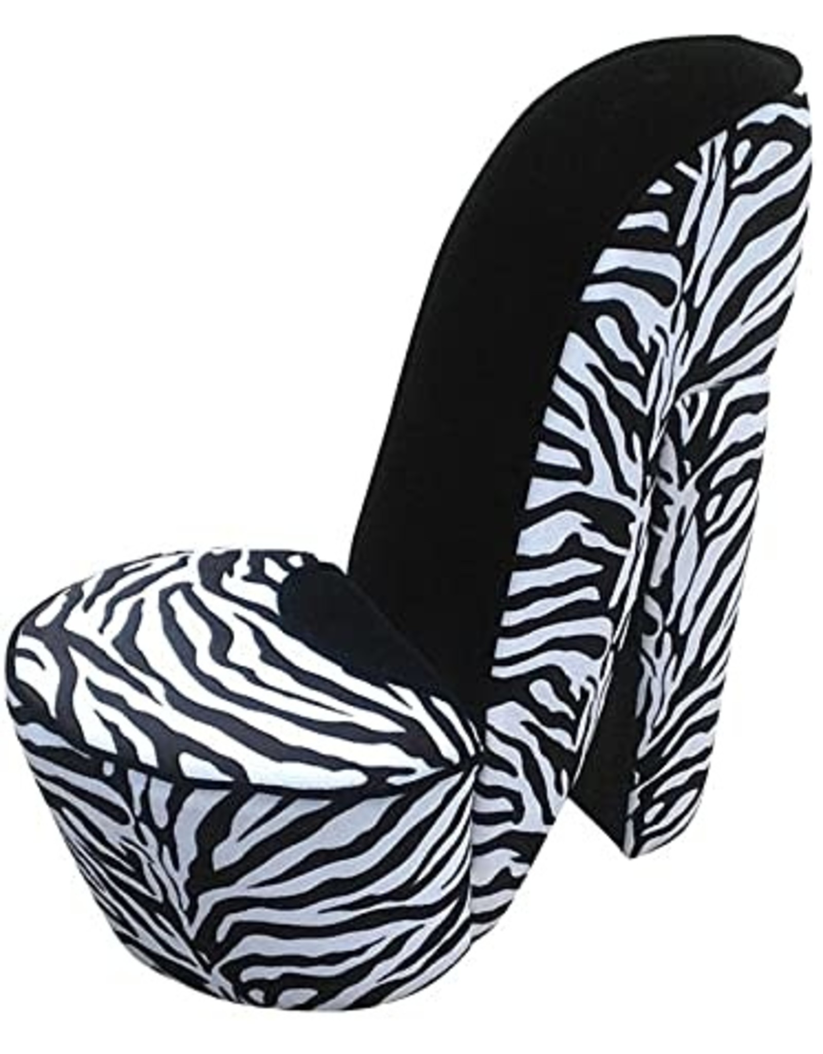 ORIGINAL SHOE CHAIR - ZEBRA