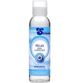 XR BRANDS CLEAN STREAM DESENSITIZING RELAX ANAL GLIDE