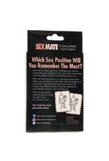 SEX MATE MATCH CARD GAME