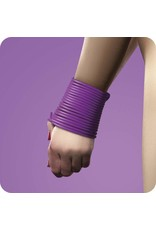 OUCH OUCH! SILICONE ROPE - PURPLE