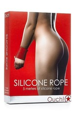 OUCH OUCH! SILICONE ROPE - RED