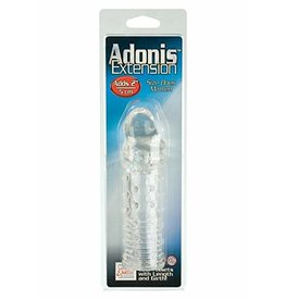 CALEXOTICS ADONIS EXTENSION SLEEVE- CLEAR