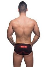 ANDREW CHRISTIAN ANDREW CHRISTIAN - MASSIVE HOTNESS BRIEF - RED - SMALL