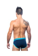 ANDREW CHRISTIAN ANDREW CHRISTIAN - ALMOST NAKED RETRO BRIEF - NAVY - XLARGE