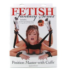 FETISH FANTASY FF POSITION MASTER WITH CUFFS