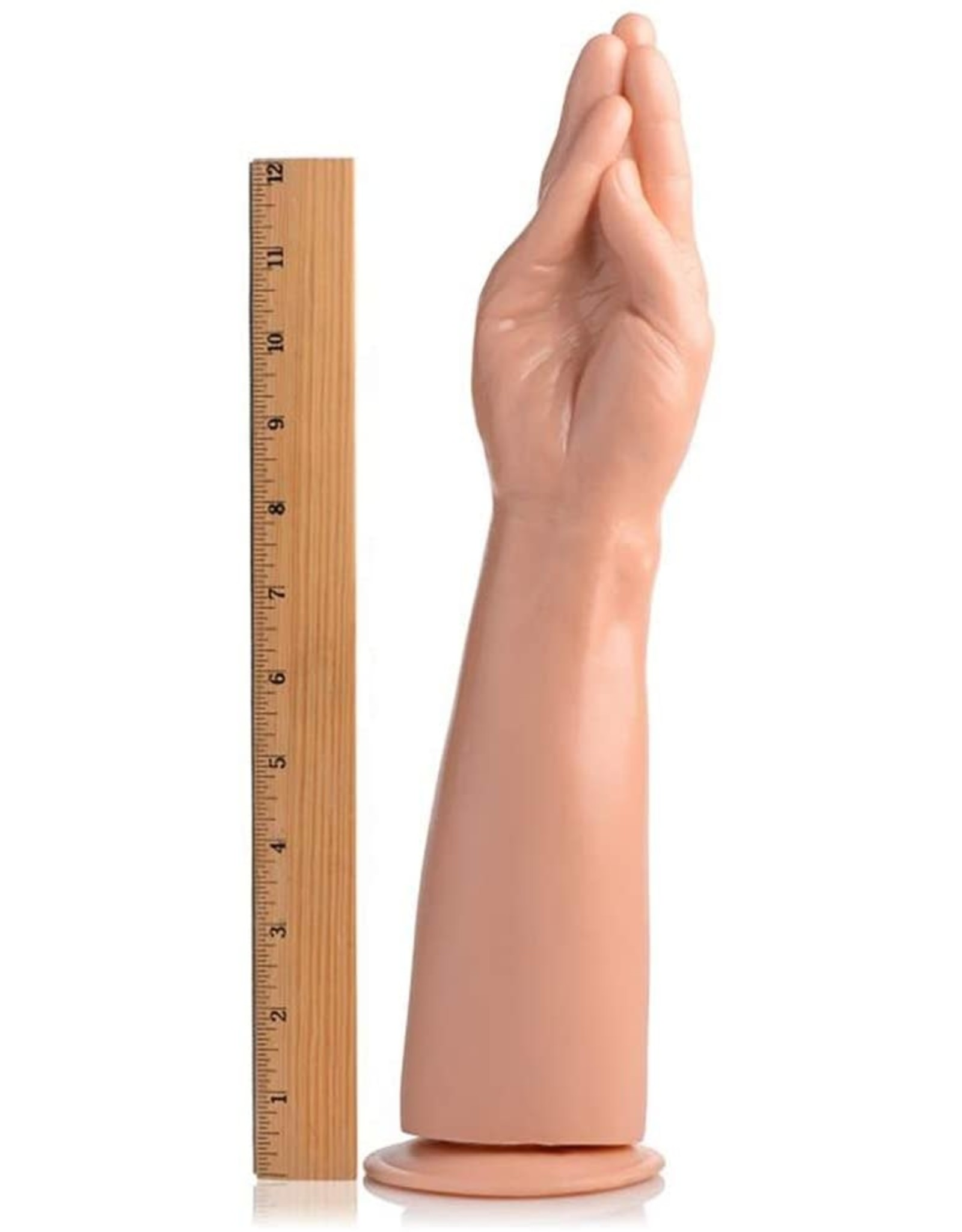 MASTER SERIES THE FISTER HAND & FOREARM DILDO