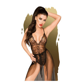PENTHOUSE - BEST FOREPLAY - BLACK - L/XL