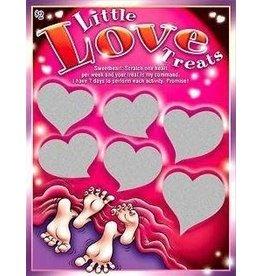 SCRATCHER - LITTLE LOVE TREATS