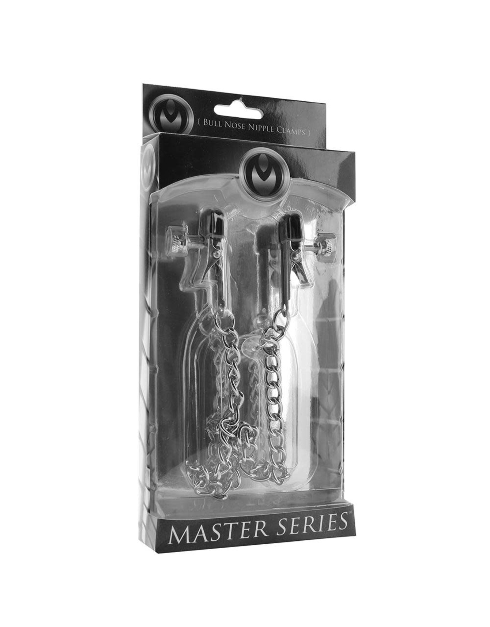 MASTER SERIES MASTER SERIES OX BULL NOSE NIPPLE CLAMPS