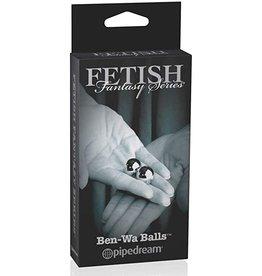 FETISH FANTASY FFLE BEN WA BALLS SILVER