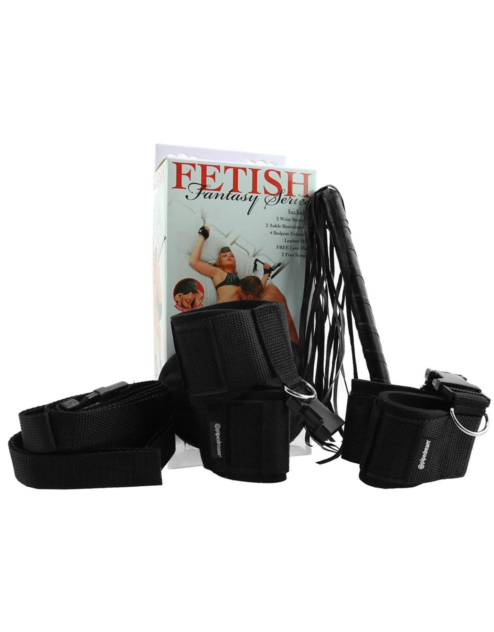 FETISH FANTASY FETISH FANTASY - BEDROOM BONDAGE KIT