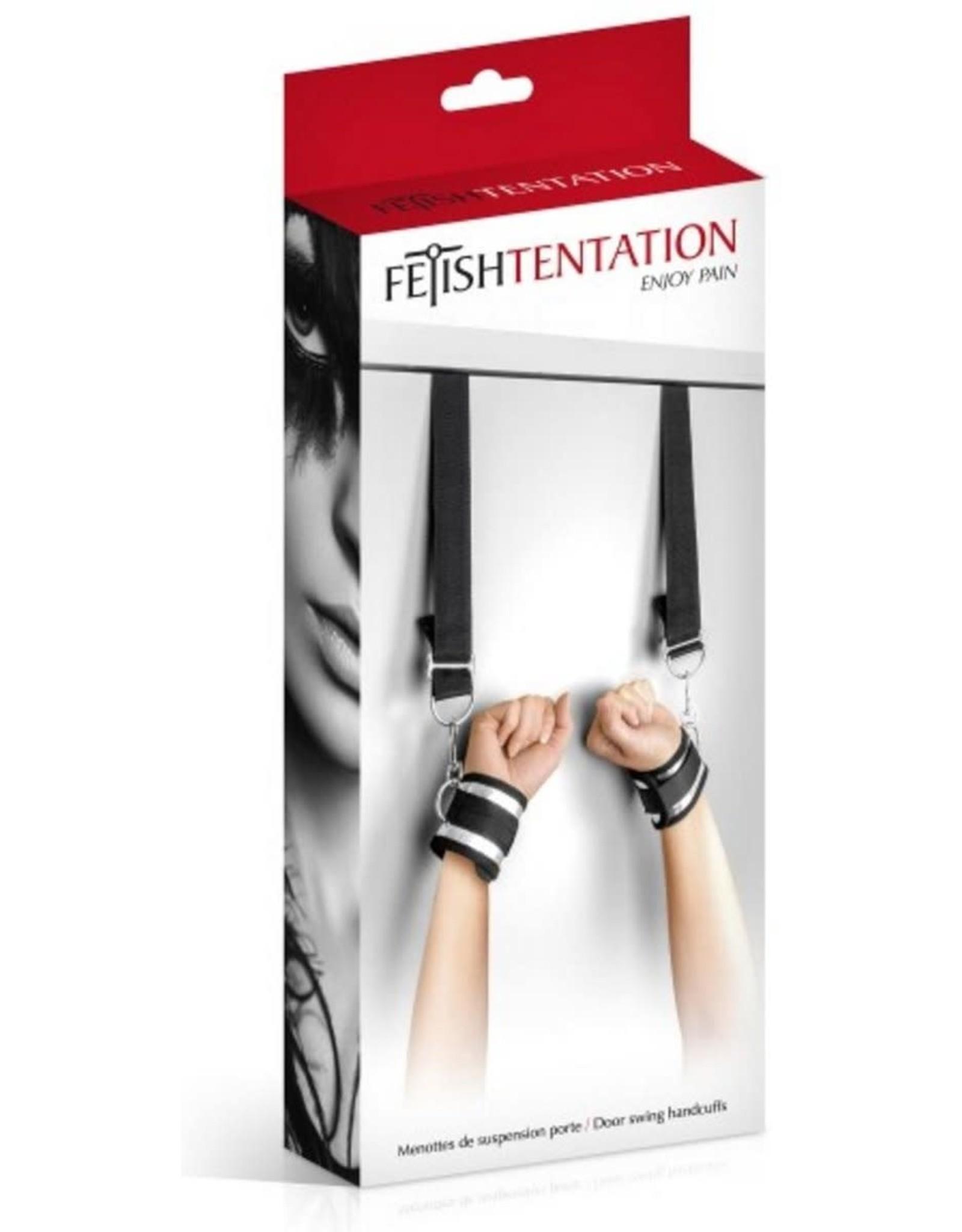 FETISH TENTATION - DOOR HANGER HANDCUFFS