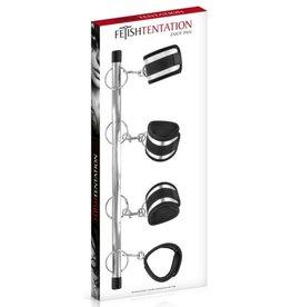 FETISH TENTATION - SUBMISSION BAR 4 HANDCUFFS