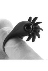 EVOLVED EVOLVED - COCK RING - RING LEADER BLACK