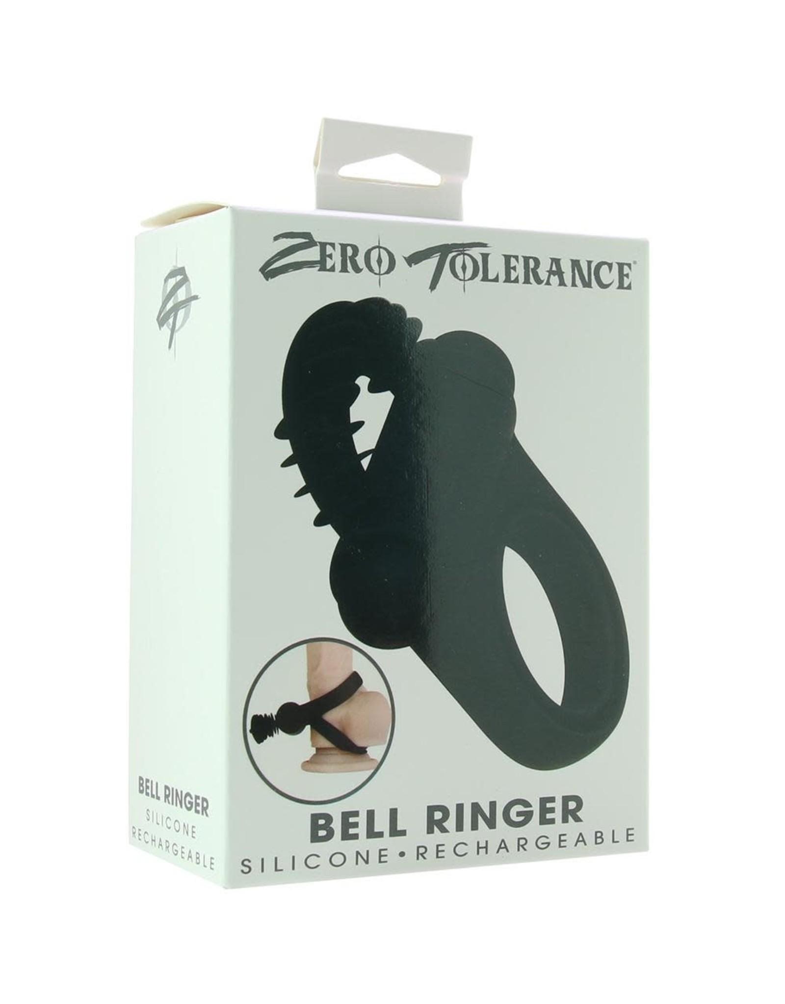 EVOLVED EVOLVED - COCK RING- BELL RINGER - BLACK