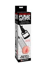 PIPEDREAM PUMP WORX BEGINNER'S PUSSY PUMP