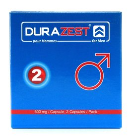 DURAZEST - FOR MEN - 2 PACK